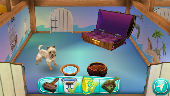Game DogHotel – Play with dogs and manage the kennels APK for Windows Phone