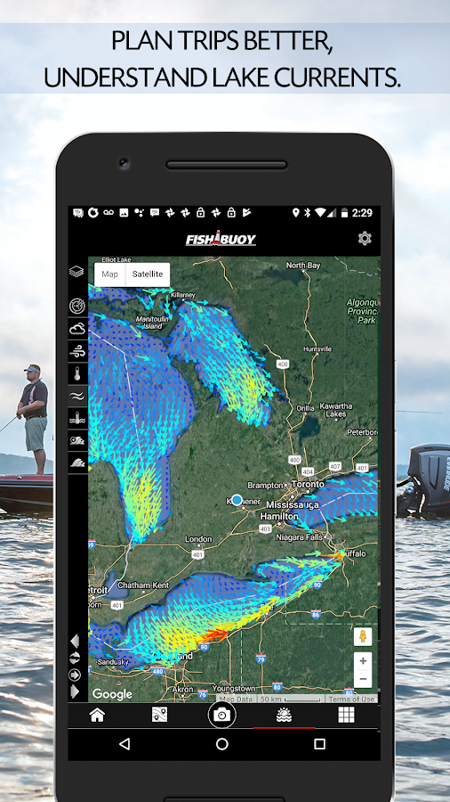 FISHBUOY Fishing App - More Knowledge. More Fish.- screenshot