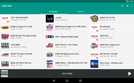 Radio USA FM 6.1 screenshots 6