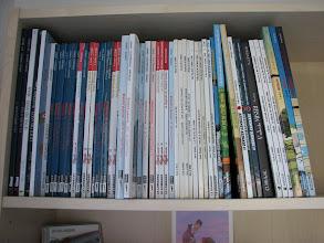 Photo: Toutes les BD de Biggles et autres collections
