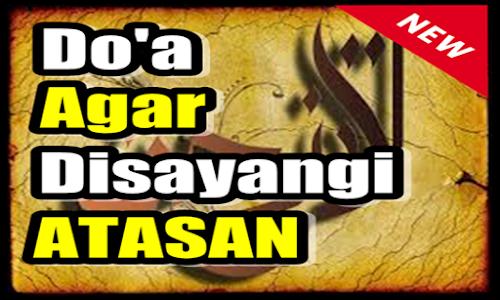 Download Kumpulan Doa Agar Di Sayang Atasan Majikan APK latest