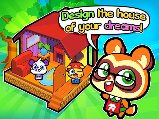 Forest Folks - Cute Pet Home Design Game 1.0.4 screenshots 11