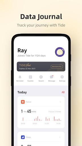Tide - Sleep Sounds, Focus Timer, Relax Meditate 3.5.1 screenshots 7