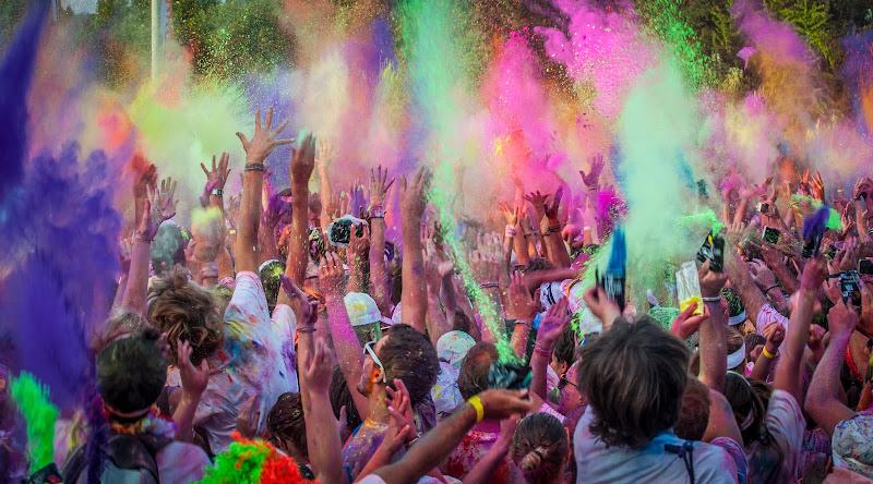 Popolo dei colori di marina_mangini