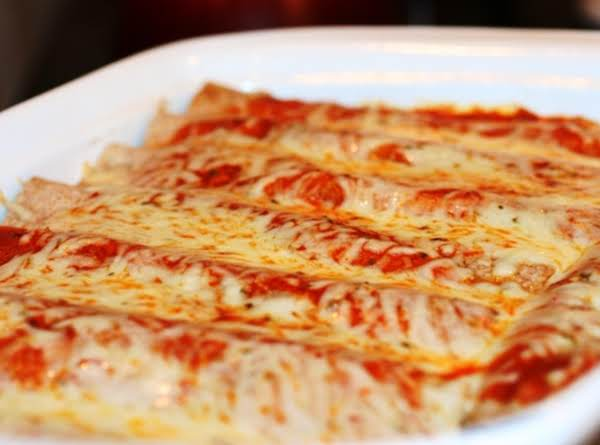 Meatless Enchiladas Recipe
