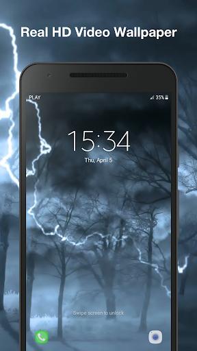 Lightning Storm Live Wallpaper PRO ss3