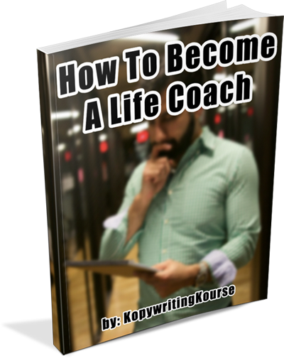 How To Become A Life Coach (Just Taking Pictures of Yourself)