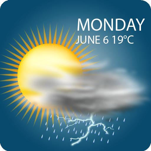 Weather Widgets 天氣 App LOGO-硬是要APP