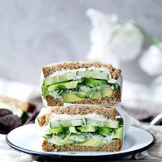 The Green Thumb Sandwich