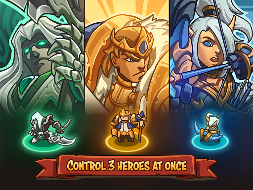 Empire Warriors TD: Defense Battle (Tower Defense) (Unreleased)  screenshots 17