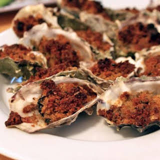 Baked Oysters Without Shell Recipes.