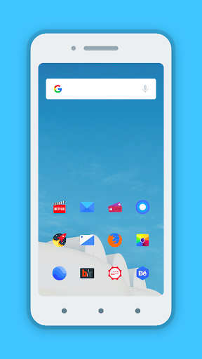 Amphetamine Icon Pack (BETA) app for Android screenshot