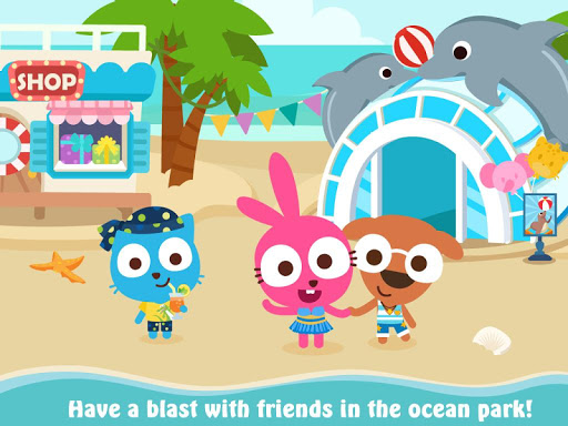 Papo Town: Ocean Park filehippodl screenshot 14