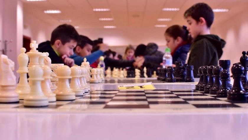 El ajedrez almeriense, en forma.