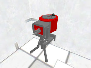 red turret(level 4