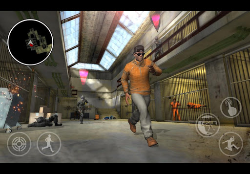 Télécharger gratuit Prison Escape 2 New Jail Mad City Stories APK MOD 1