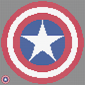 Super Heroes Craft