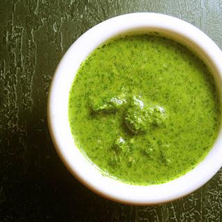 Citrus Salsa Verde.