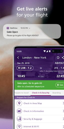 Heathrow Airport Guide Pro  screenshot 2