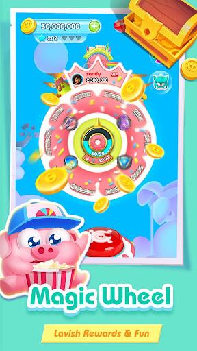 Piggy Boom-Happy treasure fond d'écran 2
