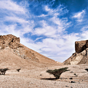 Rock Formations by Eewoj Alcala - Landscapes Deserts