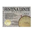 Logo of Alvinne Festina Lente