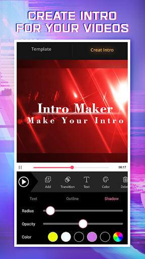 Intro Maker - Video Editor For Youtube Mod Apk Latest Version | mod
