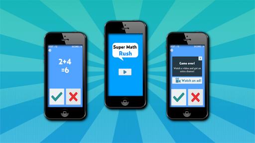 Super Math Rush
