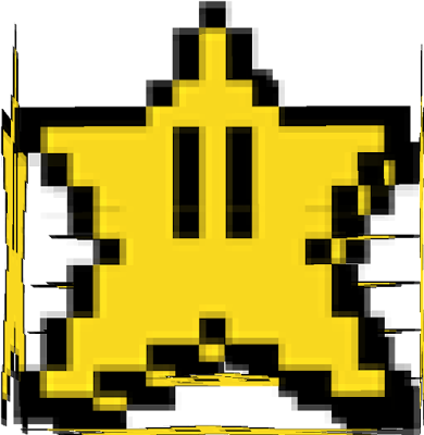 Mario Star Magmacube