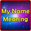 My Name Meaning - Name Attitute icon