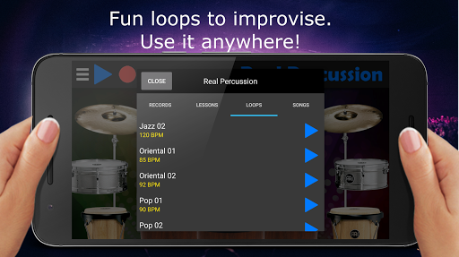 Real Percussion 2.1 screenshots 4