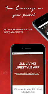 JLL Living Lifestyle App- screenshot thumbnail
