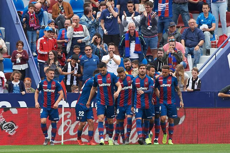 Liga : Levante va s'imposer à Grenade