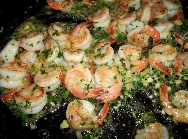 Stir in the parsley and lemon juice and plate immediately.I usually double the batch...