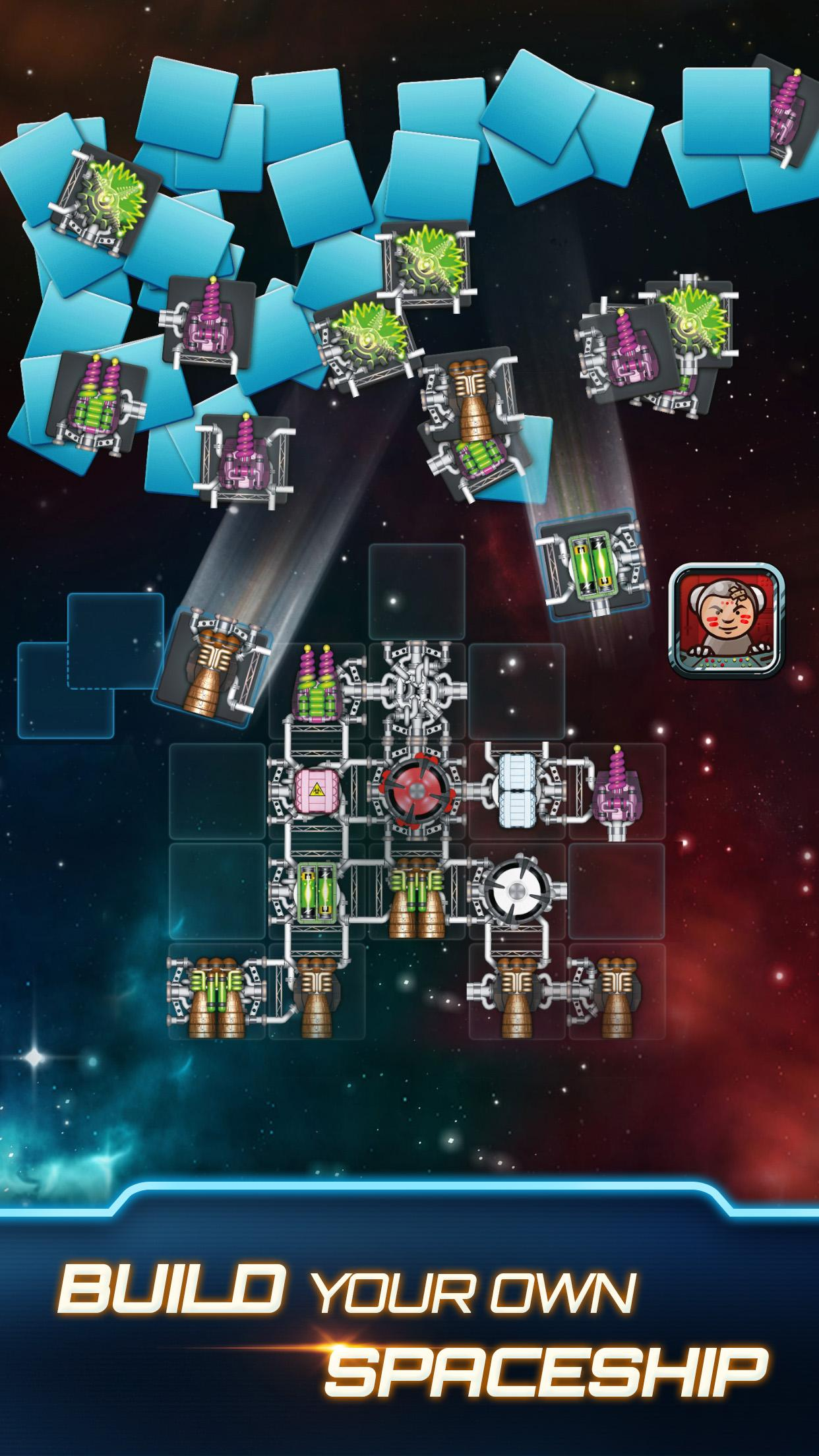 Galaxy Trucker screenshot #2