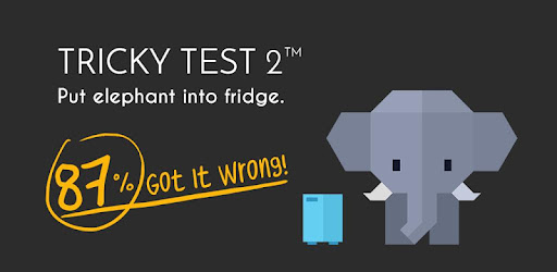 Tricky Test 2™: Genius Brain? game (apk) free download for Android/PC/Windows screenshot