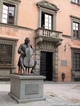 Photo: Luigi Boccherini és a zeneiskola Luccában (a világ alig ismeri, pedig állítólag szebb zenét írt mint Puccini)
