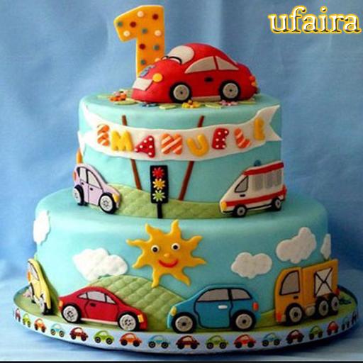 生日蛋糕创意 遊戲 App LOGO-APP開箱王