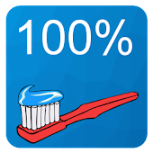 100% clean teeth