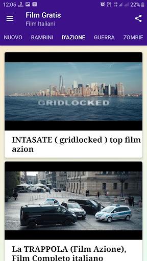 film gratis in streaming italiano screenshot 6