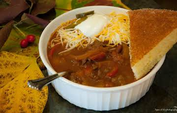 Hearty Moose Chili