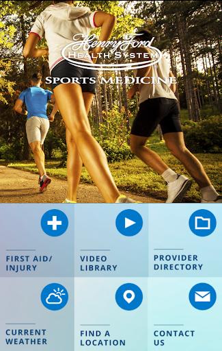 Henry Ford Sports Medicine