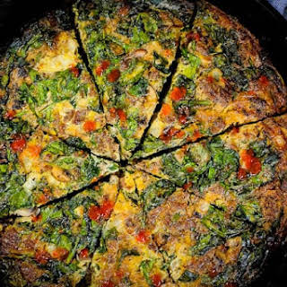 Crustless Spinach Quiche (Paleo + Whole30).