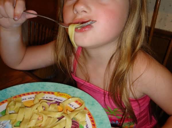 Grandma Chodzinski's polish noodles_image