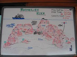 Photo: #015-Le site de plongée de Richelieu Rock