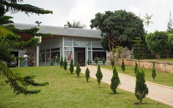 Photo: Aloitimme Kigaliin tutustumisen Ruandan kansanmurhan museosta