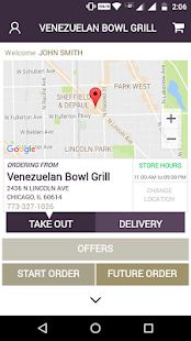 Venezuelan Bowl Grill for PC-Windows 7,8,10 and Mac apk screenshot 2