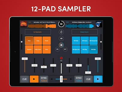 Cross DJ Pro Mod Apk 3.5.4 [Paid For Free] 9