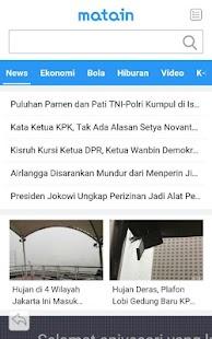 Matain - Berita Indonesia - náhled