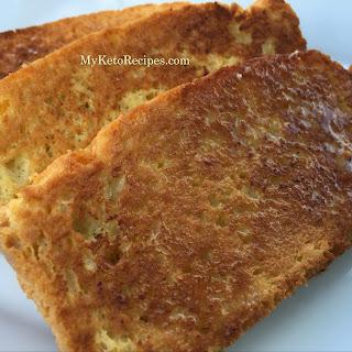 Keto Bread - Gluten Free - Low Carb.